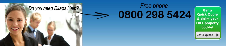 dilaps help 0800 298 5424