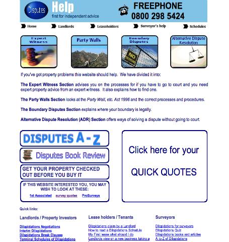 dilaps help archive website