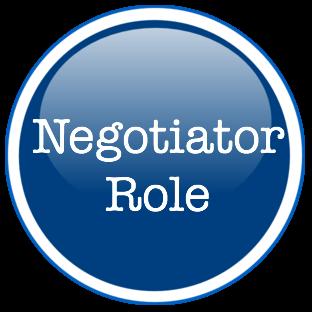 Negotiator role