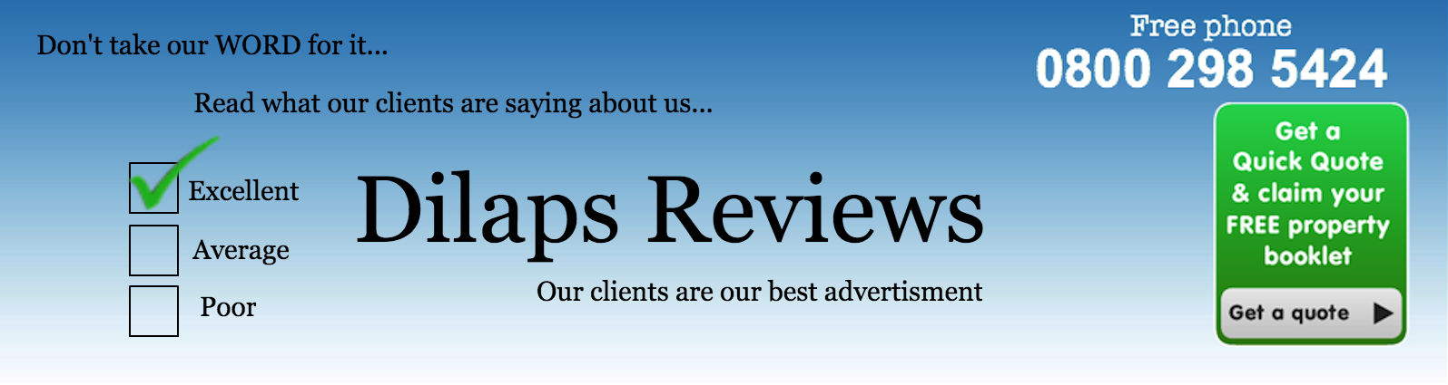 Dilaps reviews