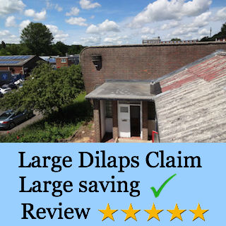 large dilaps claim large saving review